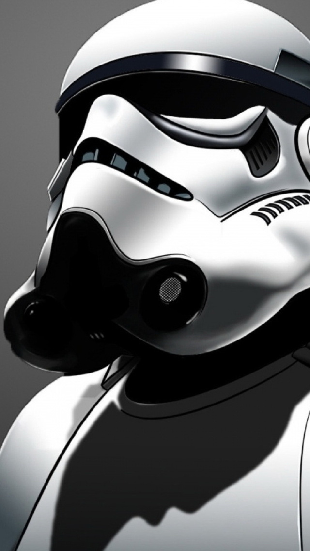 Star Wars Stormtrooper Wallpaper   iPhone Wallpapers 640x1136