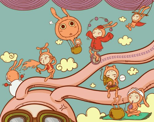 Wallpaper for kids tablets wallpapersafari - Cartoon wallpaper for tablet ...