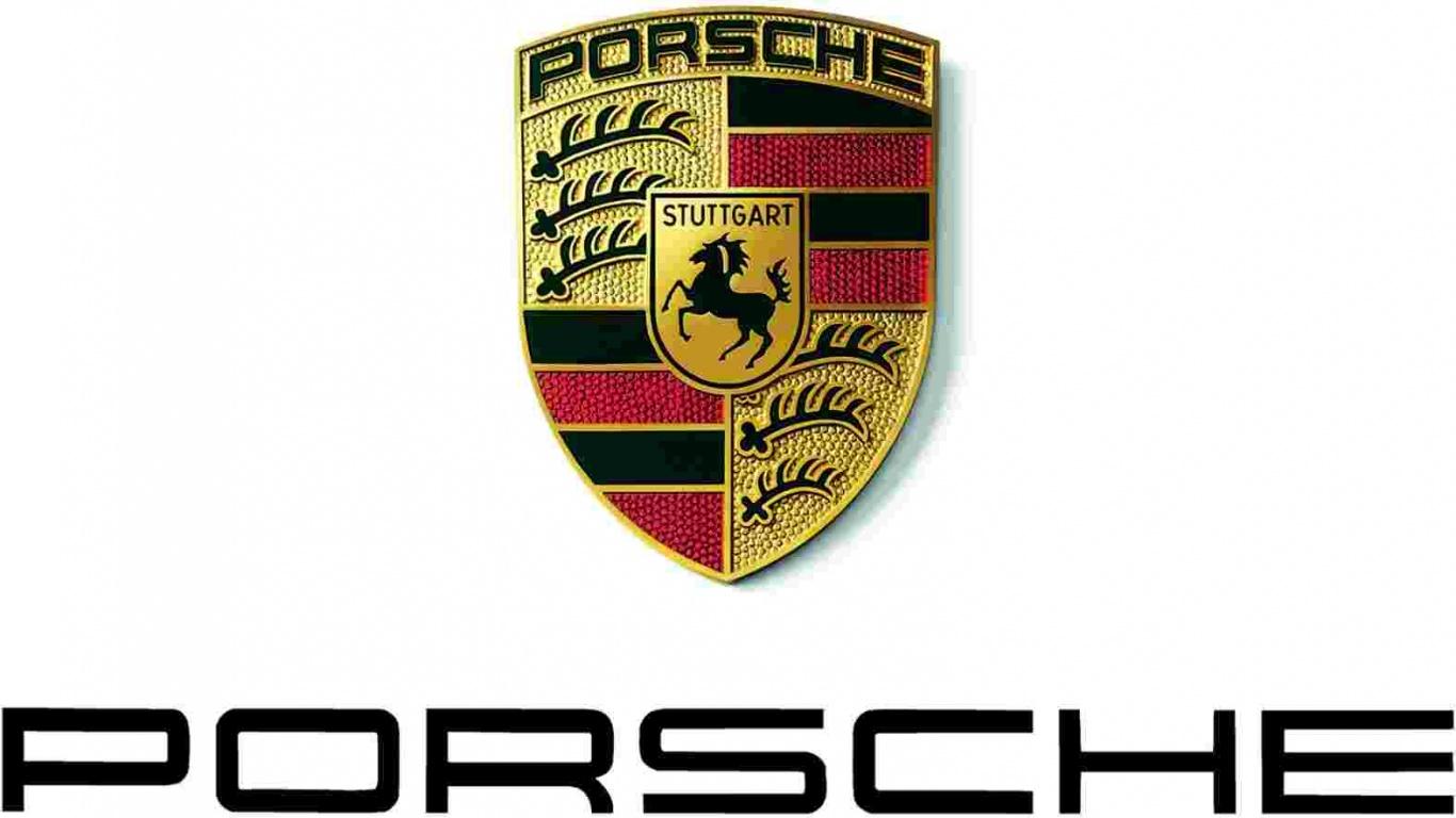 Porsche Logo   image 129 1366x768