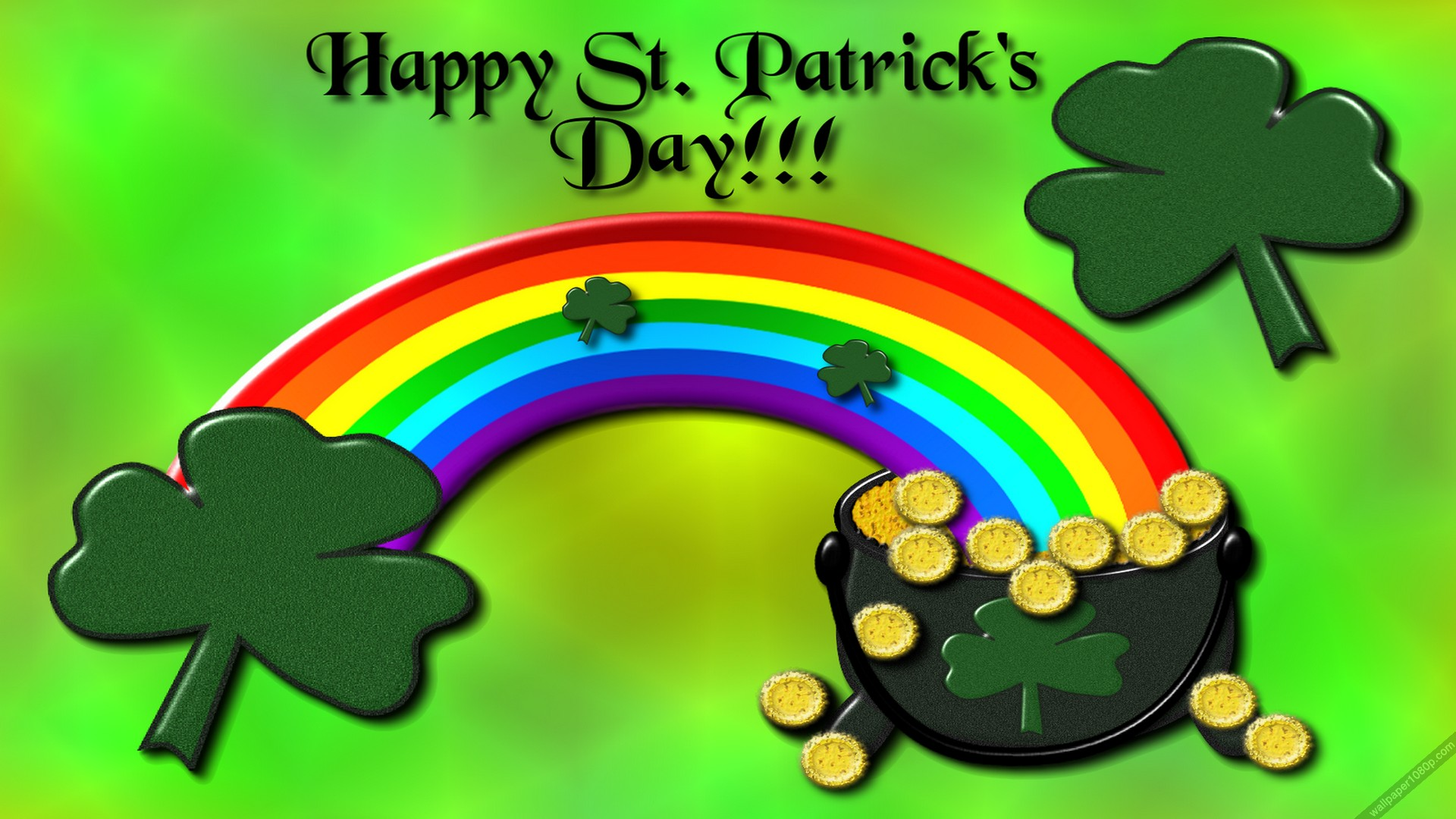 St Patricks Day Desktop Background wallpaper St Patricks Day 1920x1080