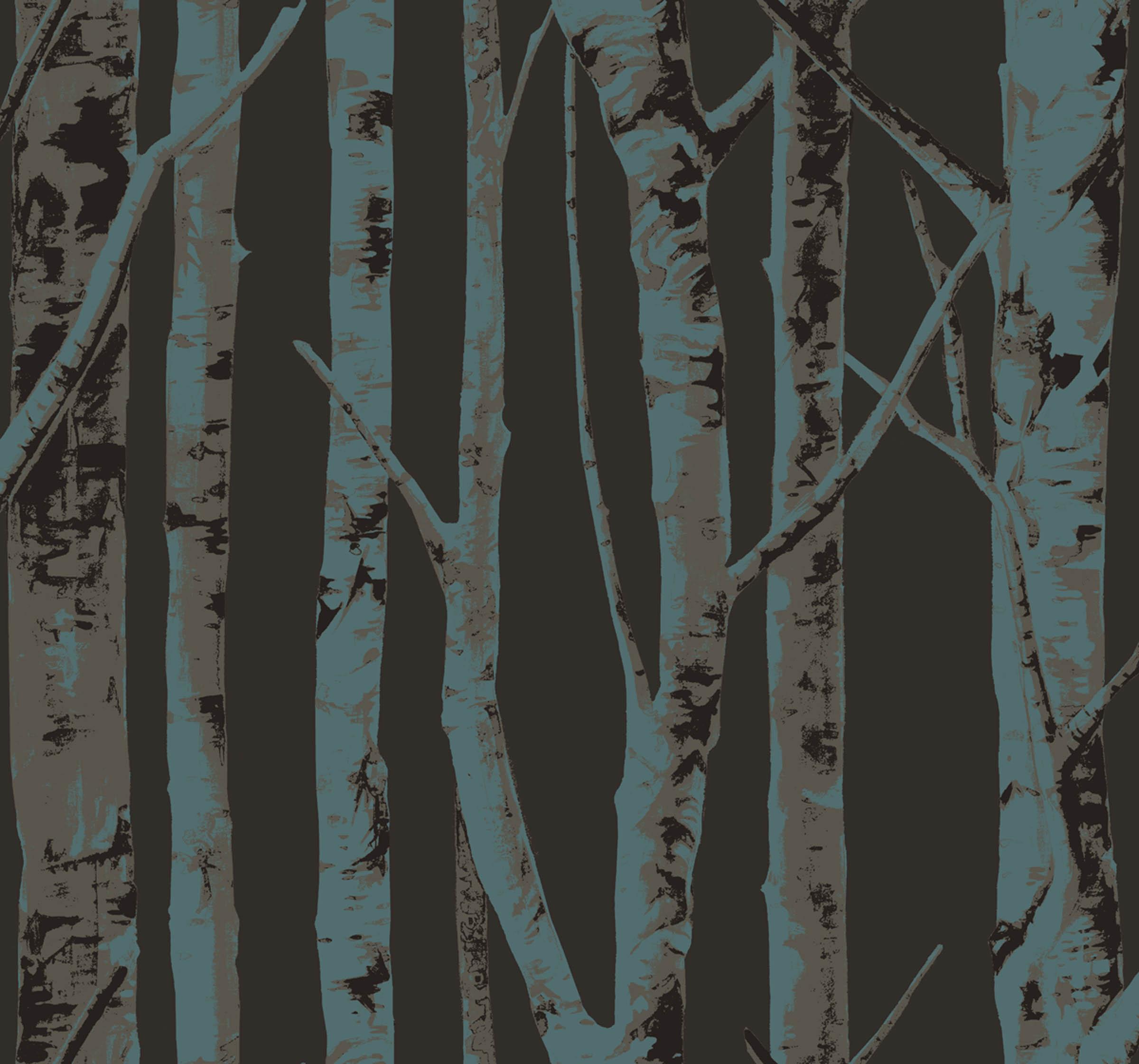 Chic Bird Trail design from Sandpiper Studios Eco Chic wallpaper 2400x2240