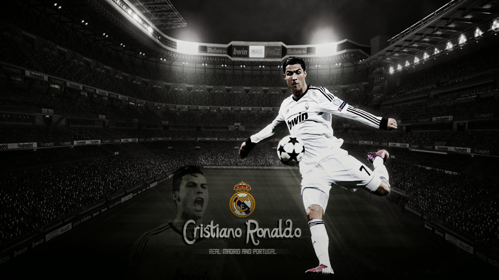 Cr7 Wallpaper Hd: CR7 HD Wallpapers 2014