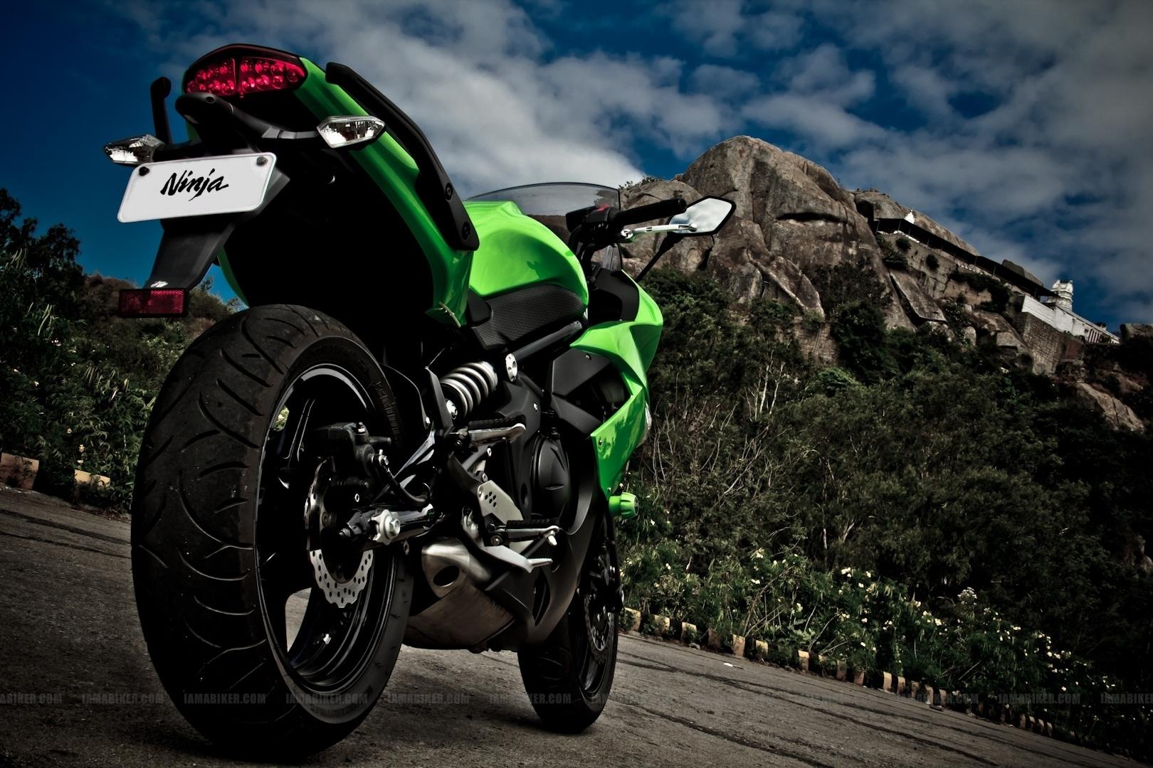 Motos Pisteras Ninja Hd 1280x1024: Kawasaki Ninja Wallpaper HD