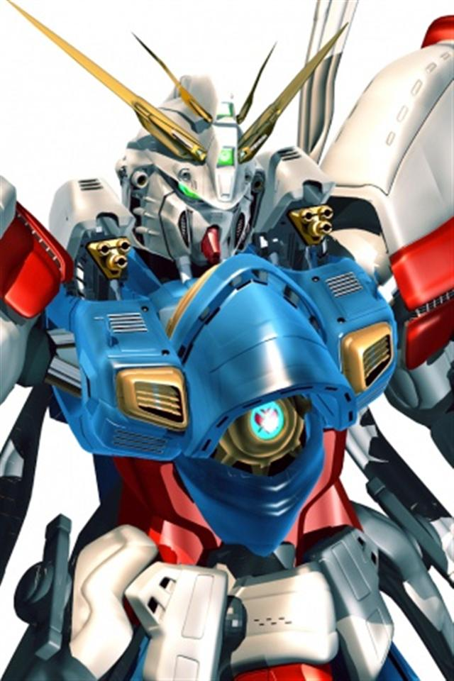 45 Gundam Iphone Wallpaper On Wallpapersafari