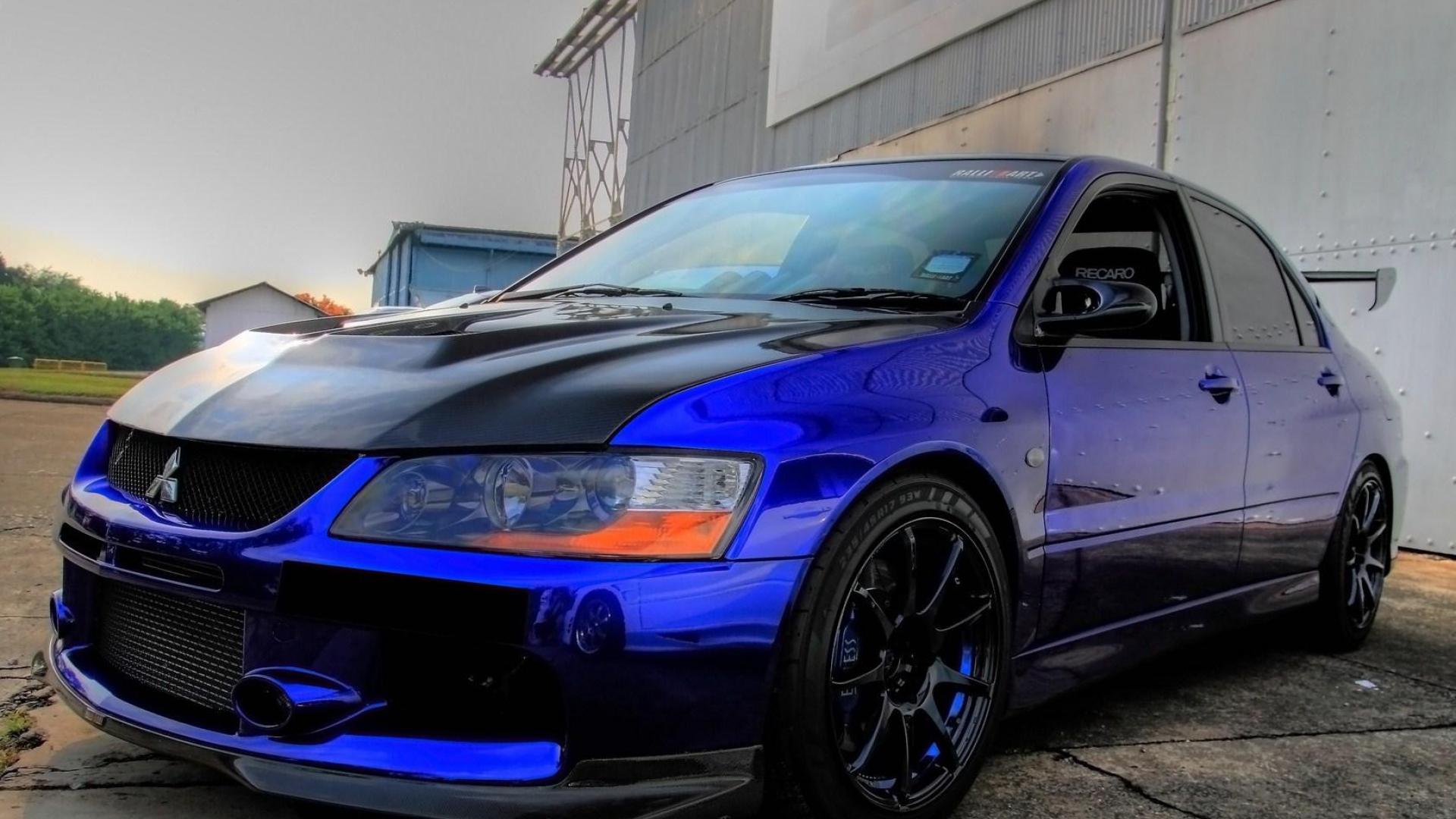 mitsubishi lancer evo wallpaper 32308 hd wallpapers