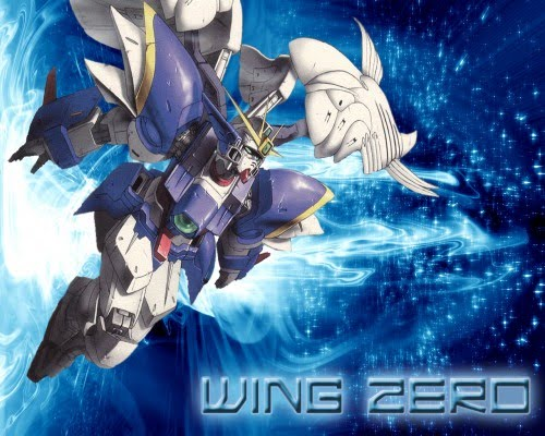 Anime Mobile Suit Gundam Wing Wallpaper Wallpapers Pictures Lovers 500x400