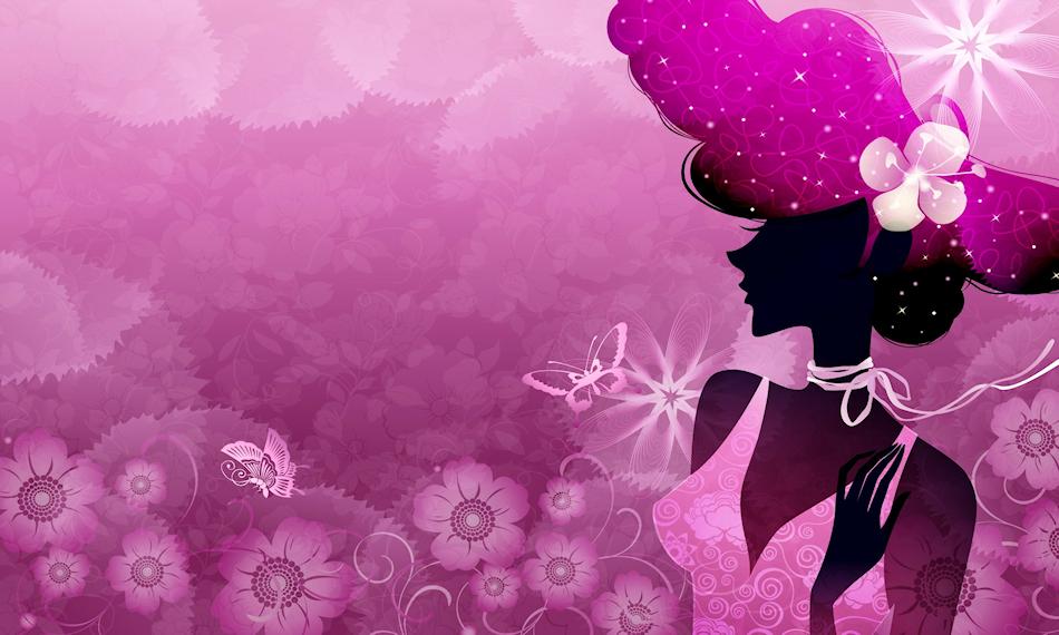 [49+] Live Wallpapers for Desktop Girly on WallpaperSafari