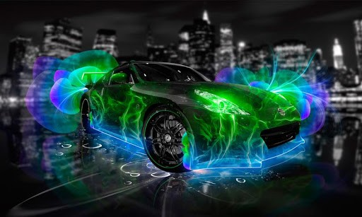 Download 3D Cool Cars Wallpaper for Android   Appszoom 512x307