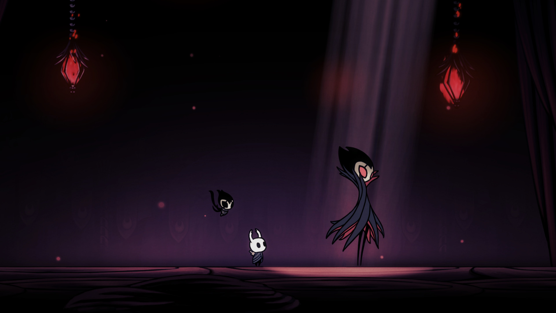 21 Hollow Knight The Grimm Troupe Wallpapers On Wallpapersafari