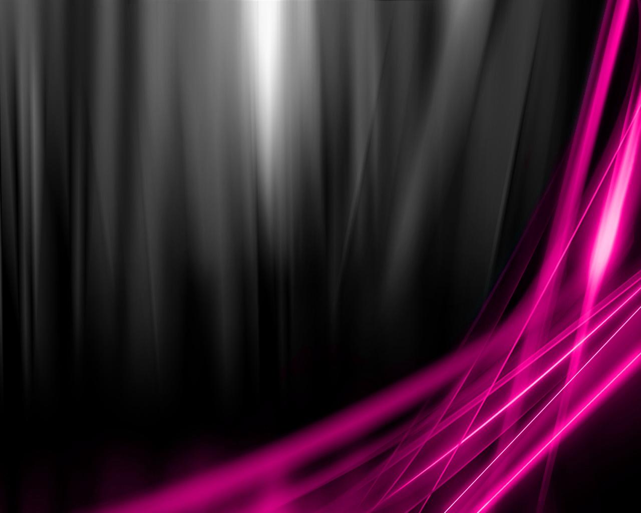 49 Black And Pink Desktop Wallpaper On Wallpapersafari