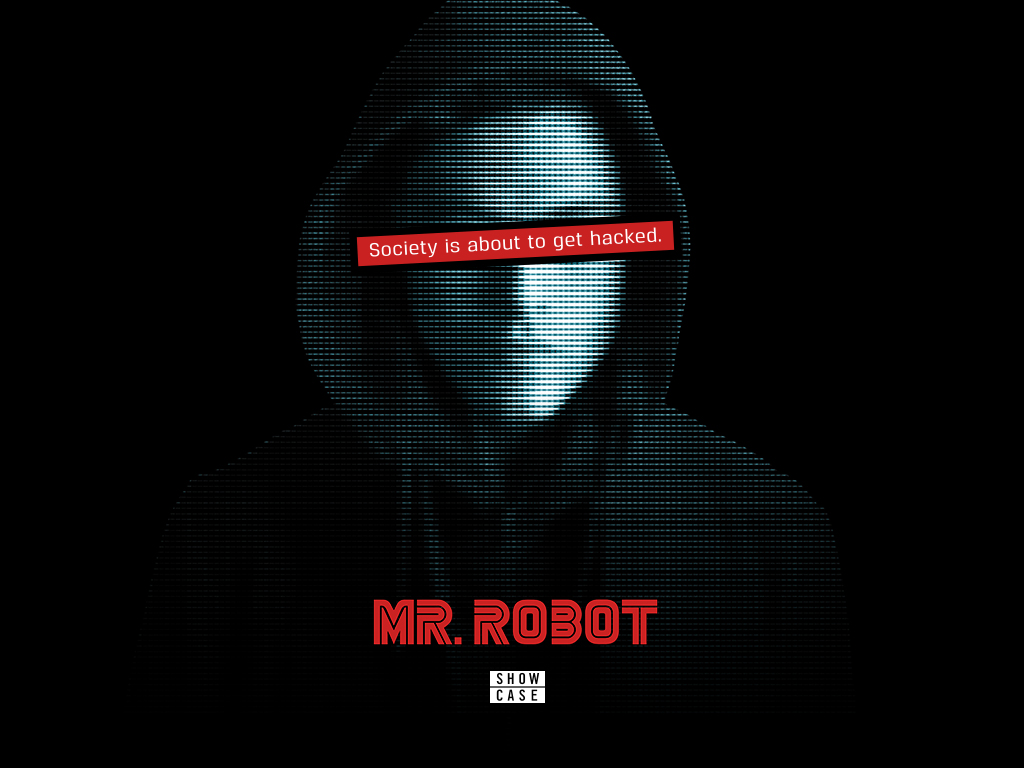 Showcase | Blog - Free Mr. Robot digital wallpaper