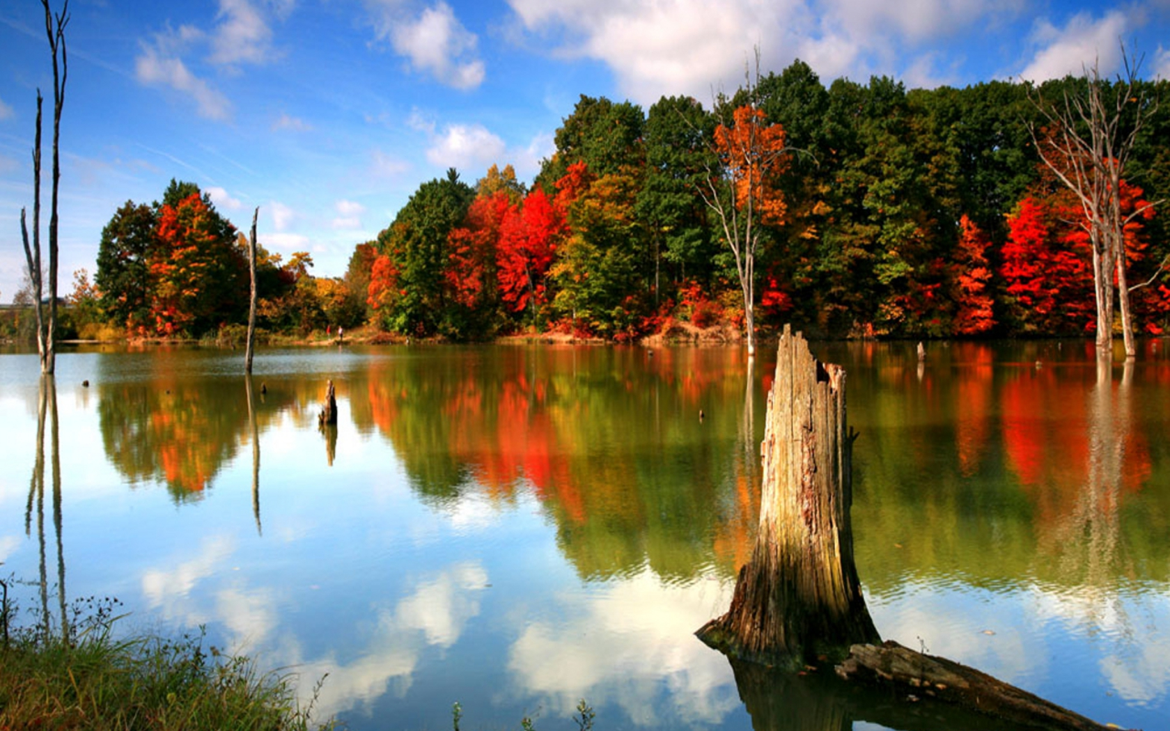 Free Screensavers Wallpaper Fall Scenes