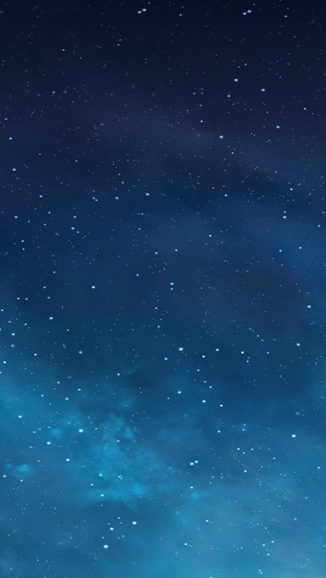 IOS 7 Nebula Wallpaper HD   Pics about space 640x1136