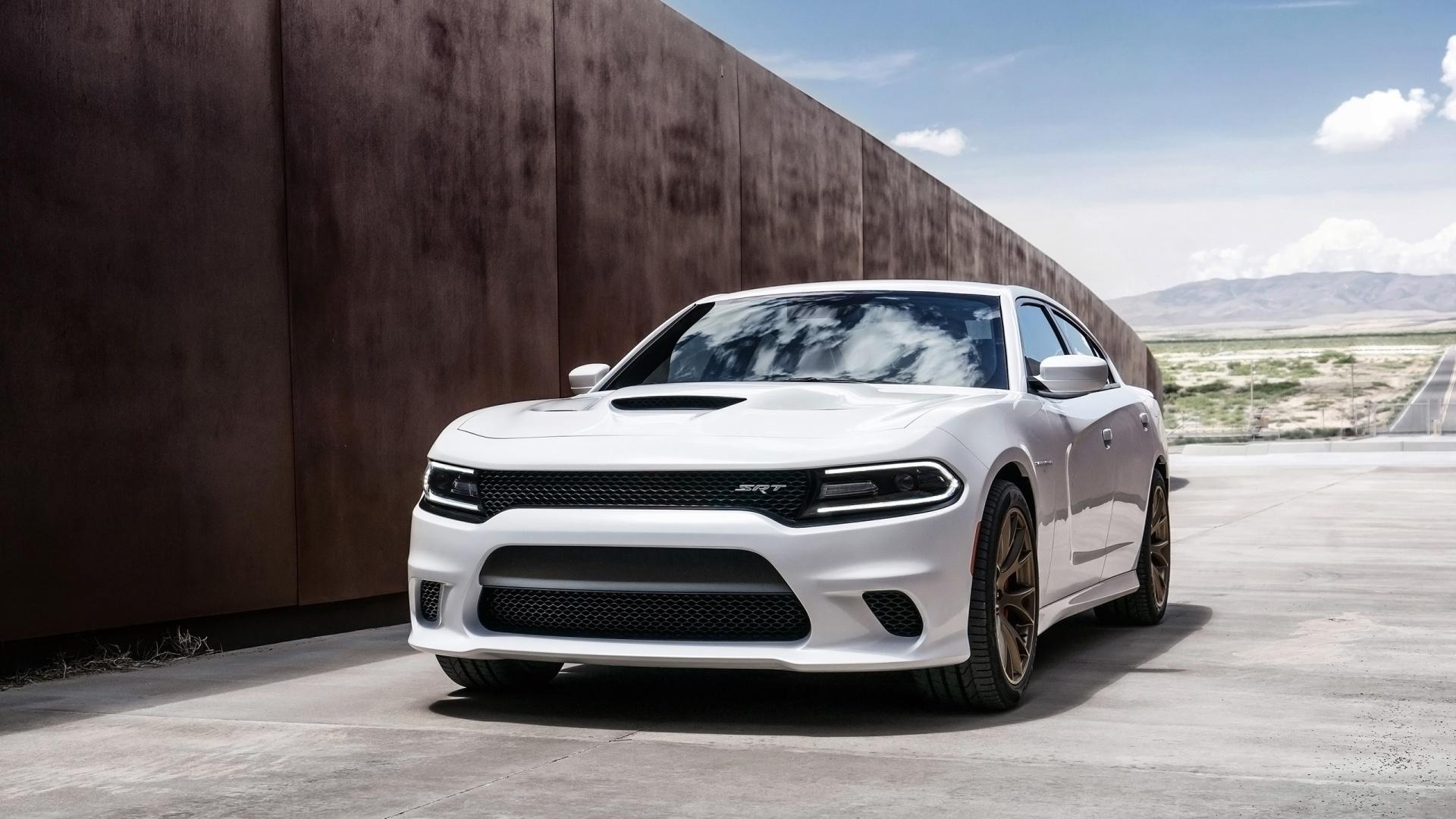 2015 Dodge Charger SRT Hellcat 3 Wallpaper HD Car Wallpapers 1920x1080