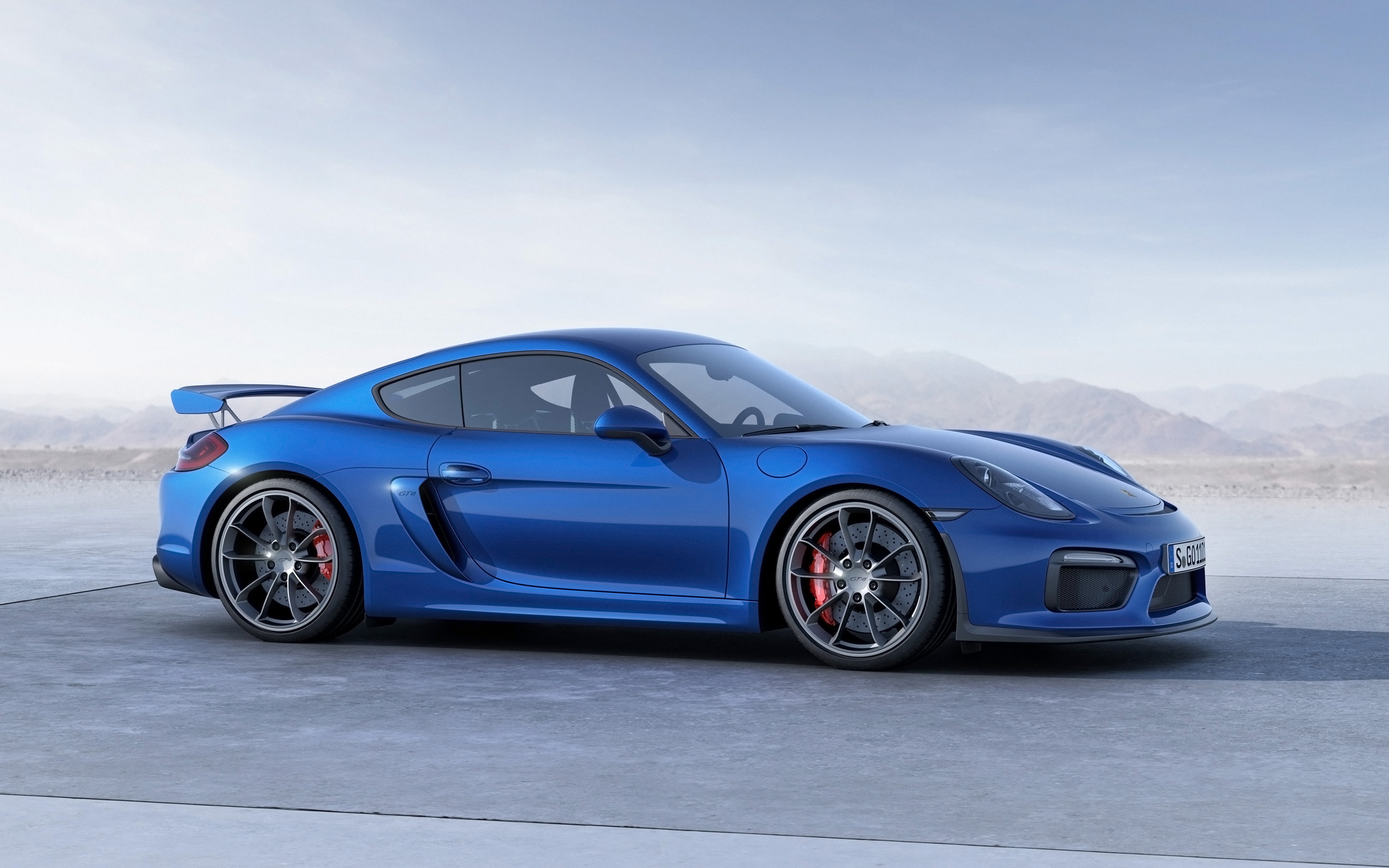 2015 Porsche Cayman GT4 2 Wallpaper HD Car Wallpapers 2560x1600