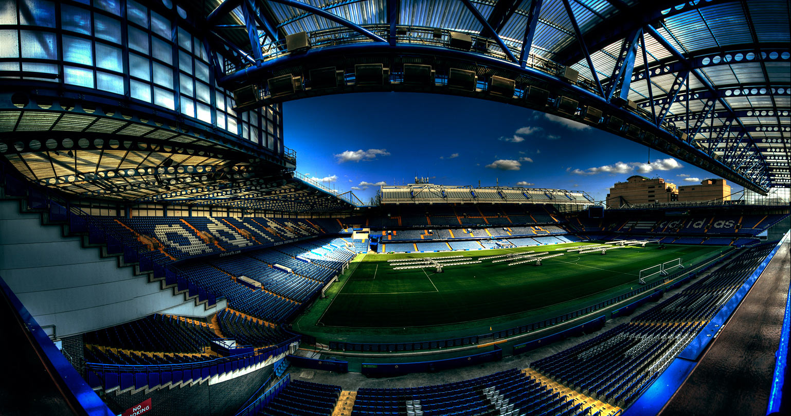Chelsea FC Stadium Wallpaper   Football HD Wallpapers 1538x809