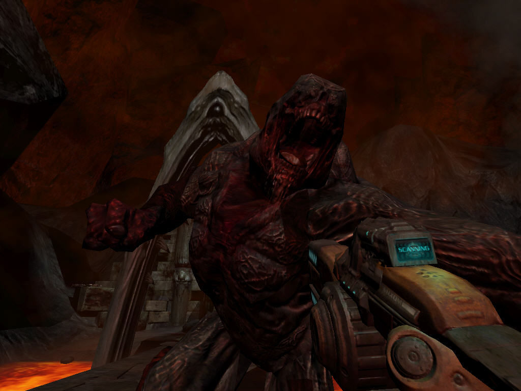 46+] Doom 3 Hell Knight Wallpaper on WallpaperSafari
