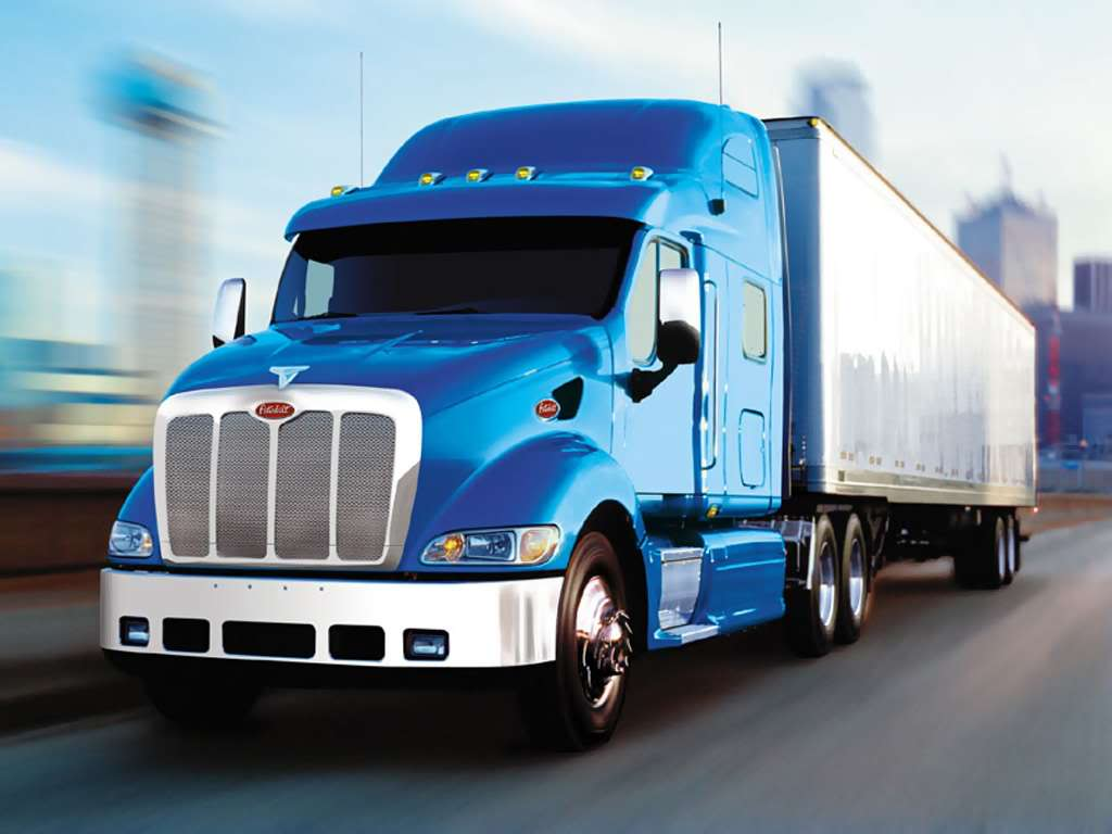 Semi Truck Wallpapers 1024x768