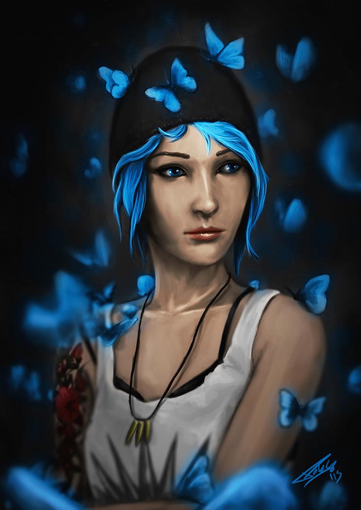 Chloe Price by HunDrenus 715x1008