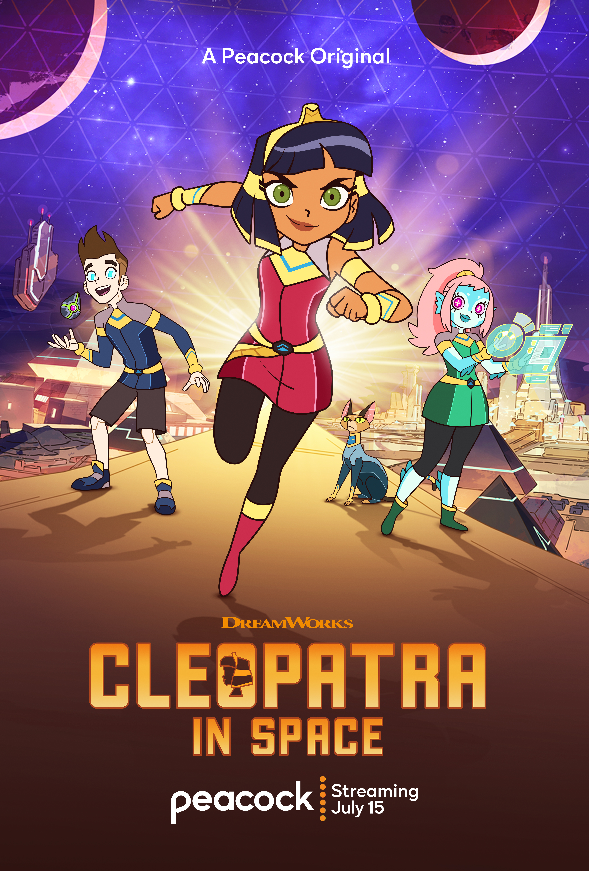 Cleopatra in Space TV Series 2019   IMDb 4050x6000