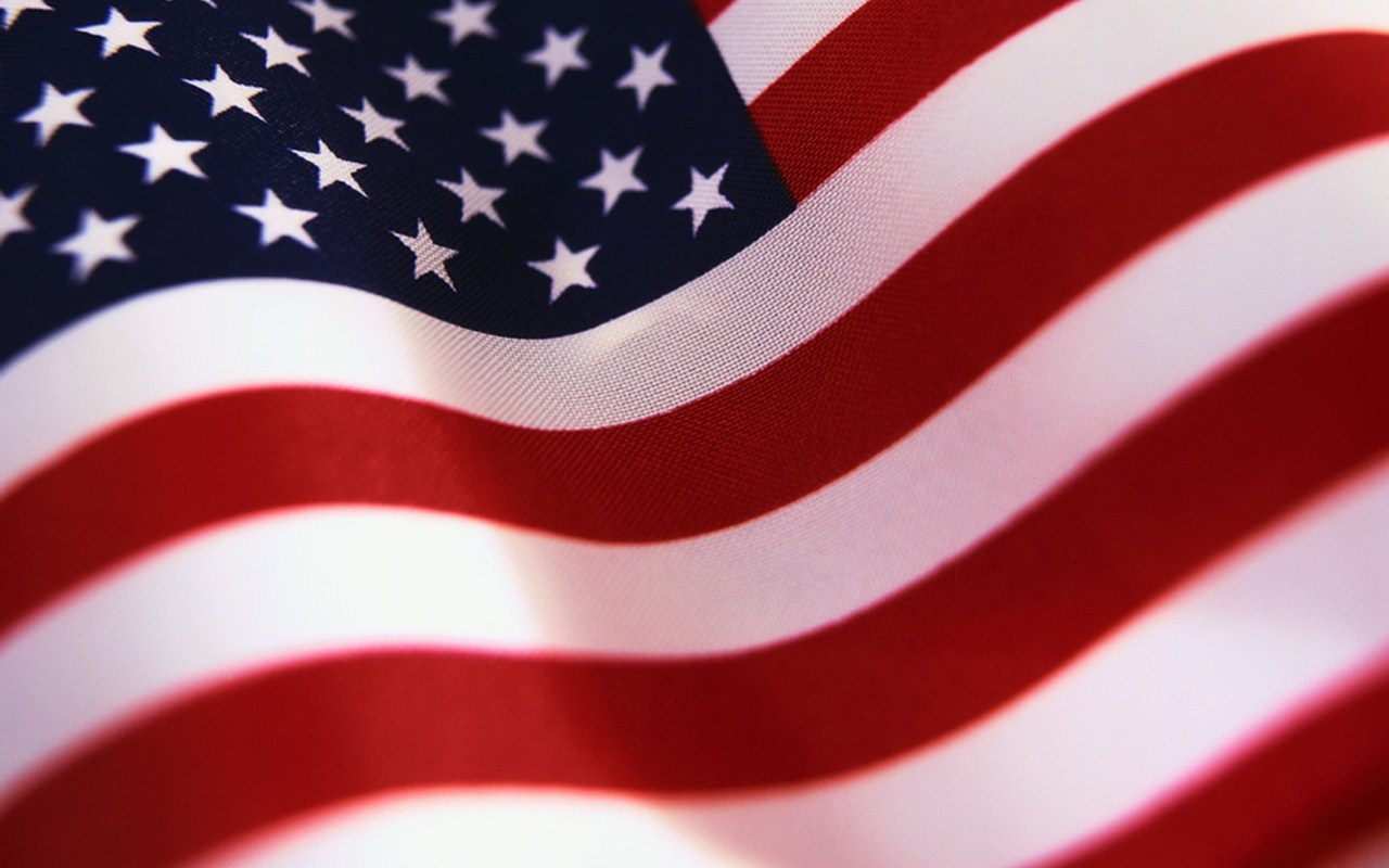 Graafix American Flag Wallpapers 1280x800