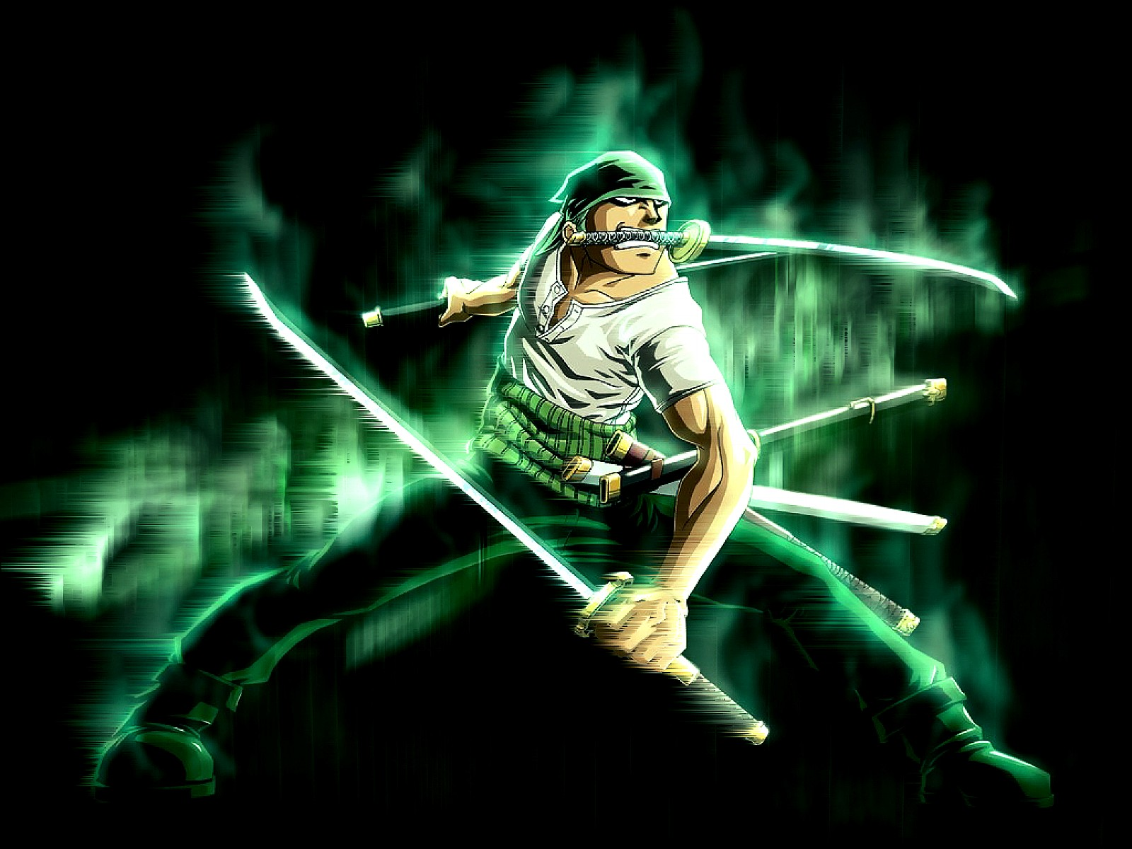 Zoro One Piece Wallpaper - WallpaperSafari