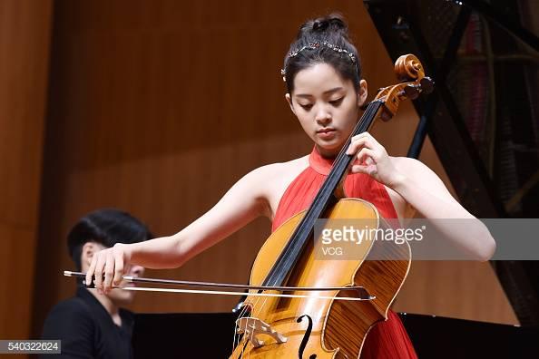 Nana Ou yang Holds Birthday Recital Tour In Taipei Photos 594x396