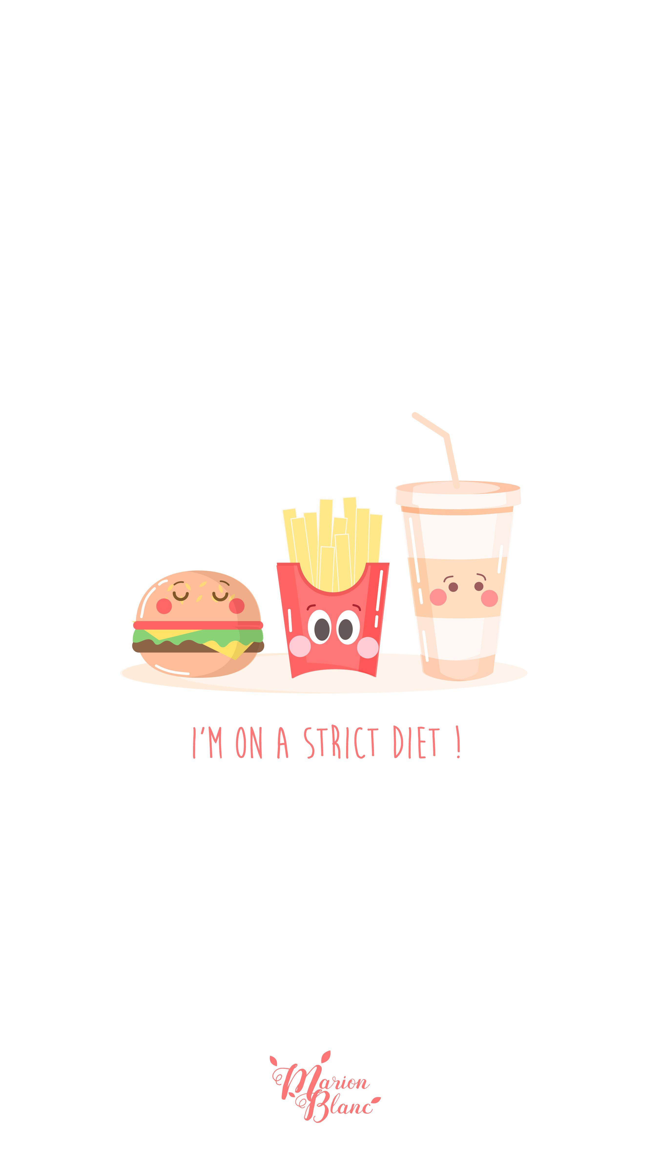 Cute Food iPhone Wallpapers   Top Cute Food iPhone 2667x4733