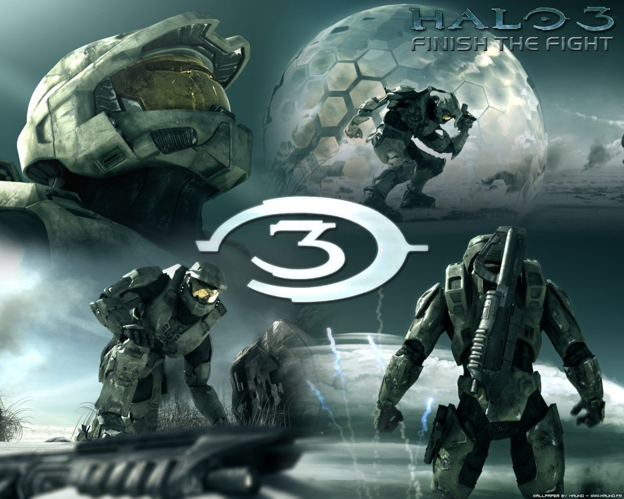 HALO WALLPAPER 41 1280x1024