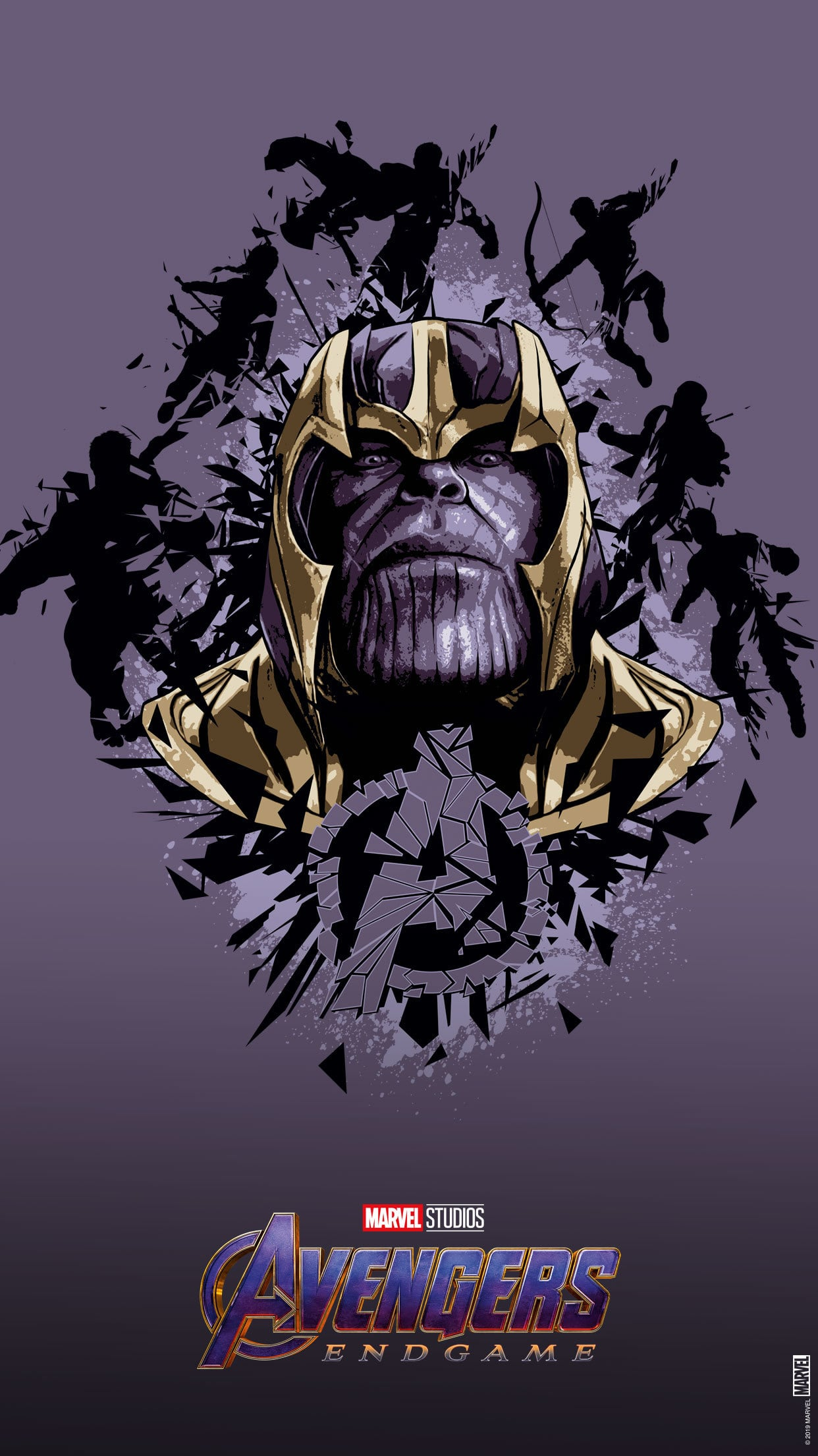 Avengers Endgame   Mobile Wallpapers Disney Singapore 1242x2209