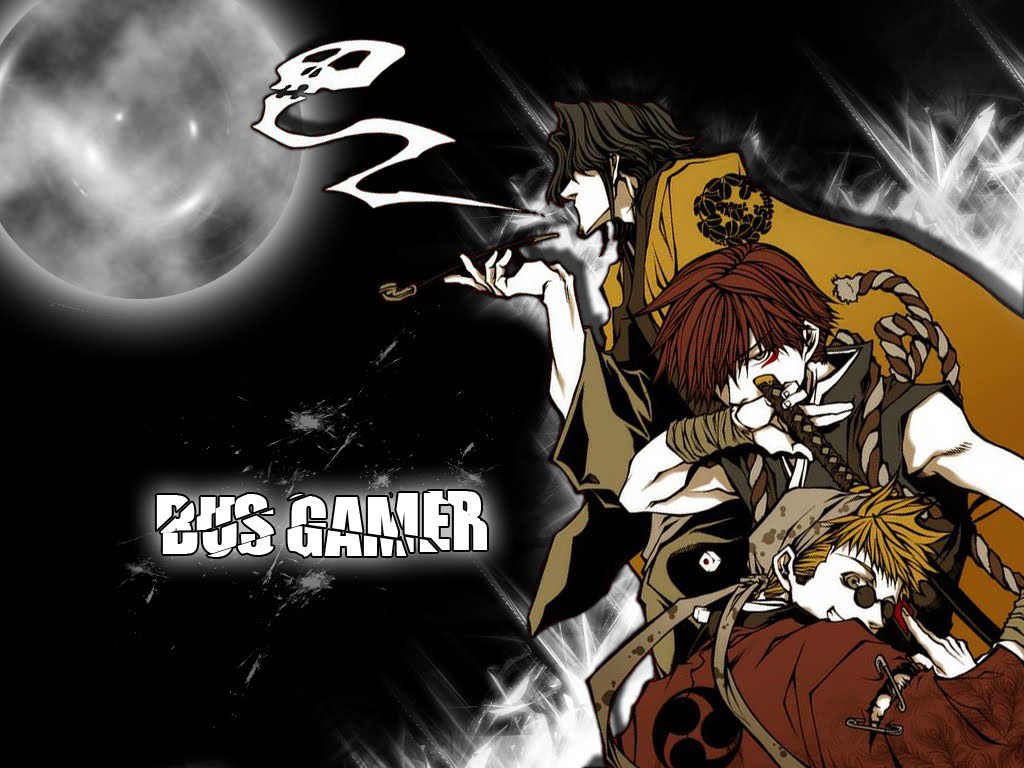 Wallpapers of Bus Gamer Anime 1024x768
