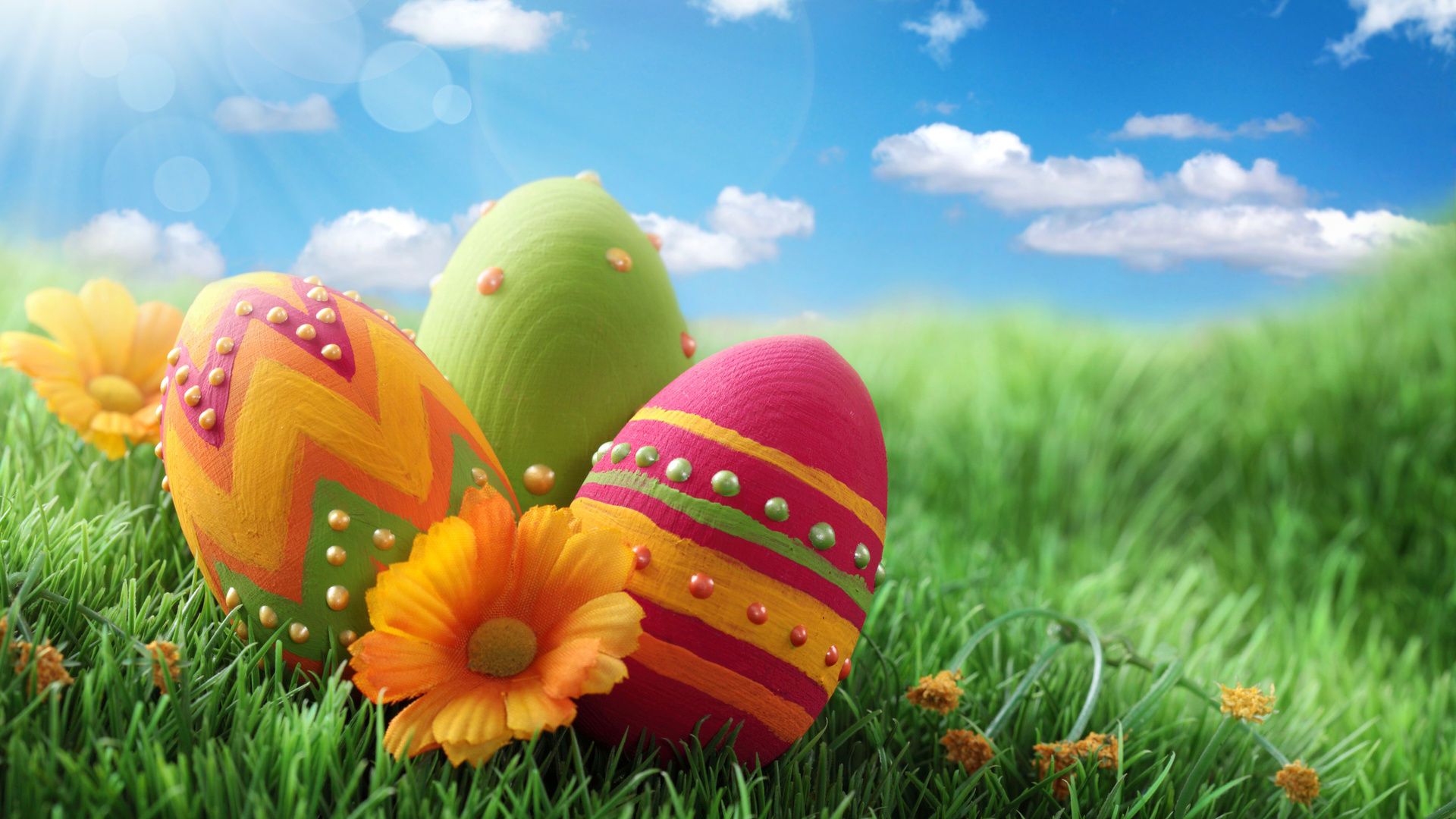 Easter wallpaper 1920x1080 52957 1920x1080