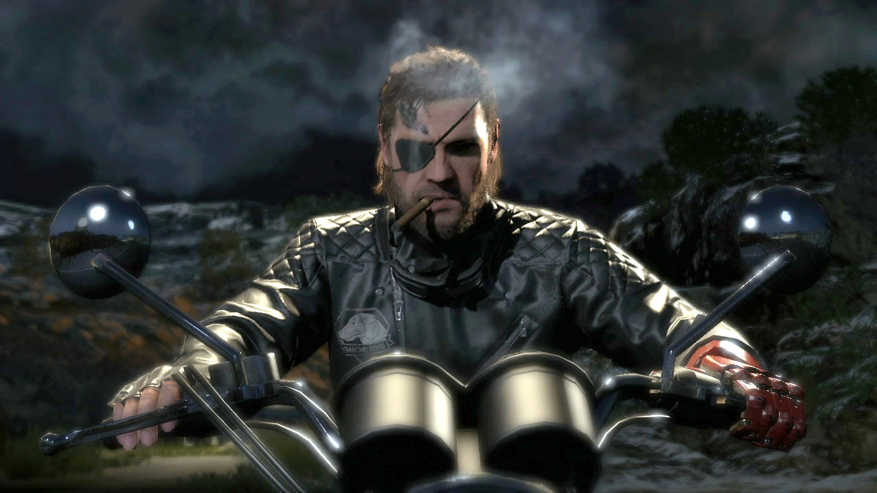 Free Download Metal Gear Solid 5 The Phantom Pain Video Game