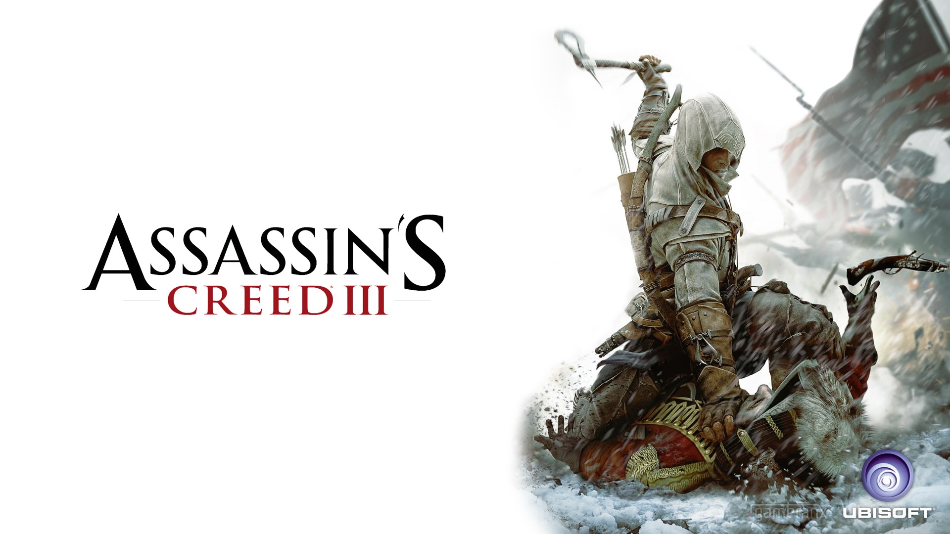 Assassins Creed 3 Wallpapers in HD Page 1 1920x1080