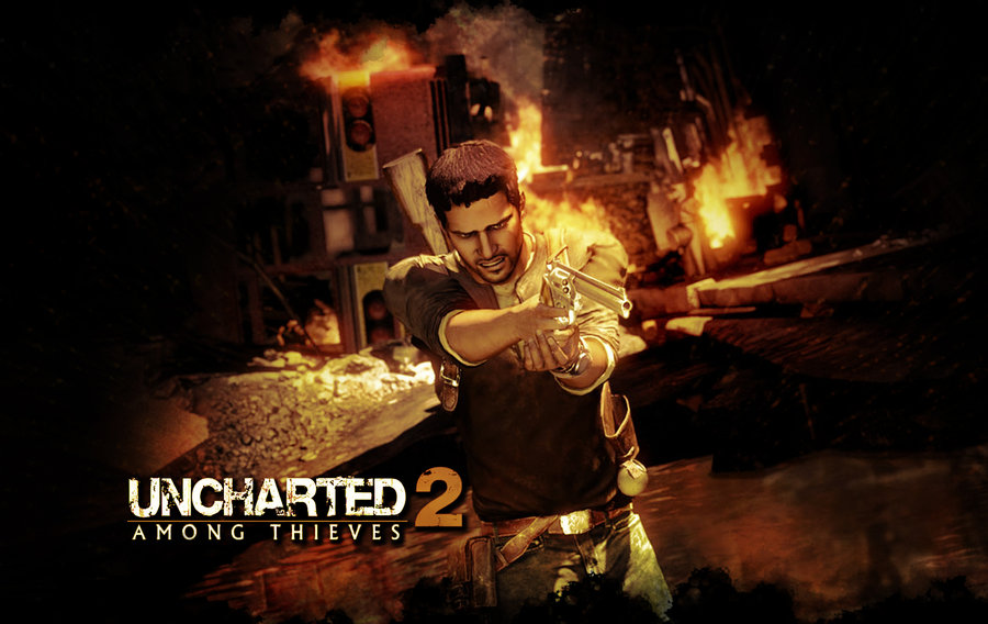 Uncharted 2 Wallpaper by Draicus 900x568