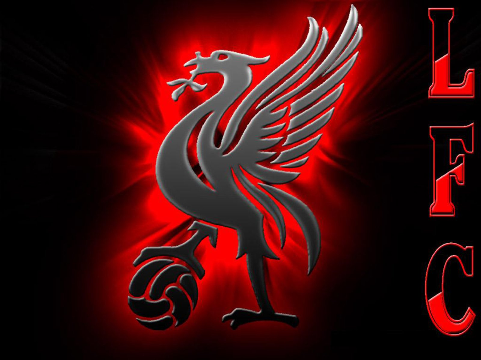 wallpapers hd for mac Liverpool FC Logo Wallpaper HD 2013 1600x1200