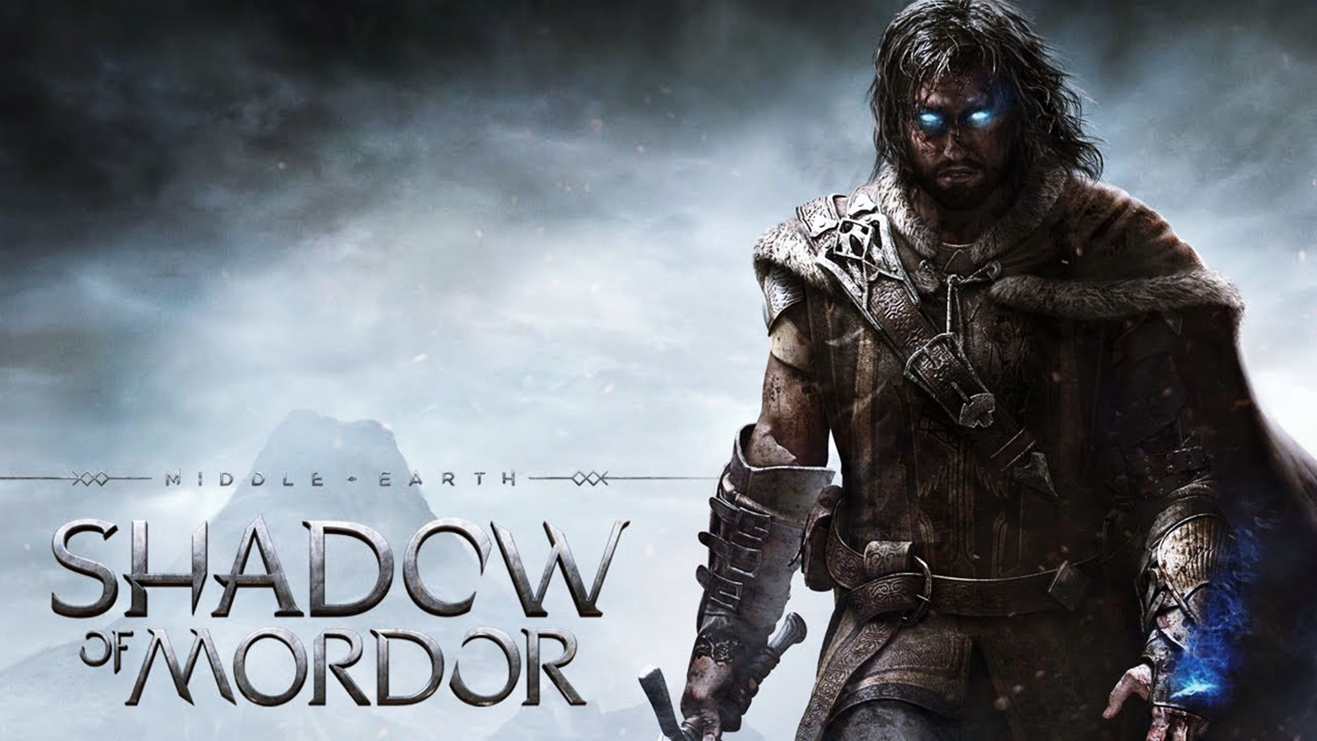 Free Download Shadow Of Mordor Wallpaper 1366x768 Wallpaper