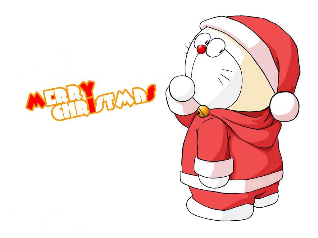 Christmas Doraemon Cartoon Wallpaper photos of Christmas Cartoon 1024x768