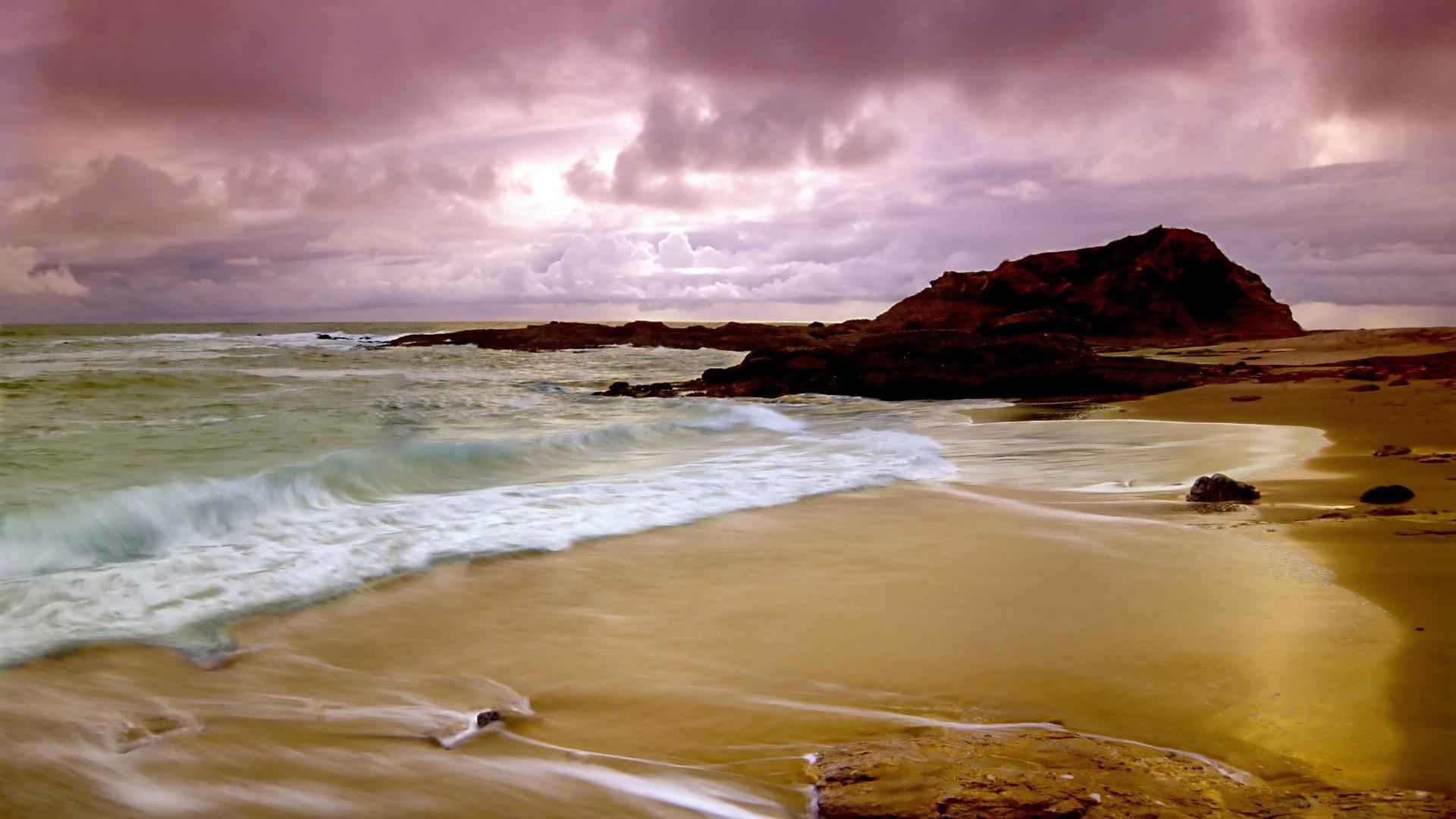 Backgrounds and Wallpaper   Laguna Sunset Laguna Beach California 1920x1080