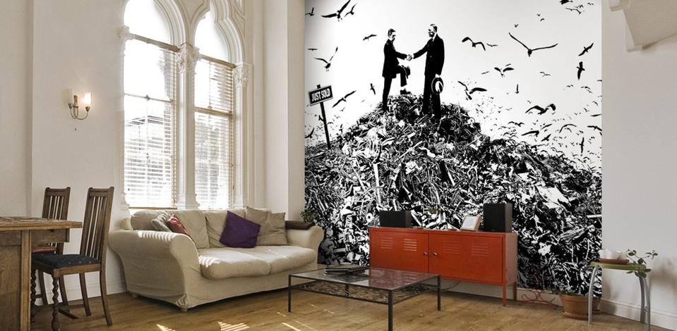 49 Custom Wallpaper For Walls On
