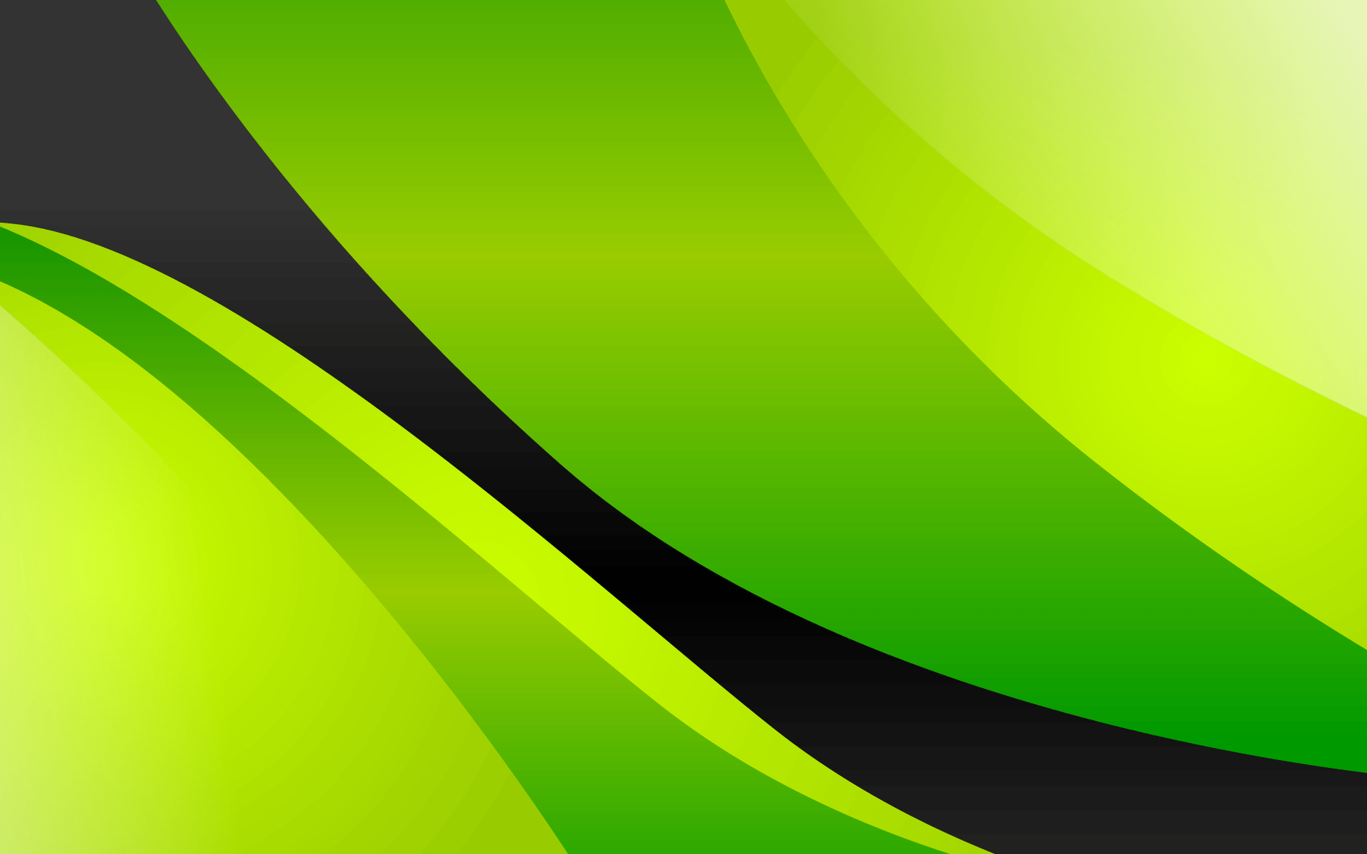 Abstract Green Wallpapers 1920x1200