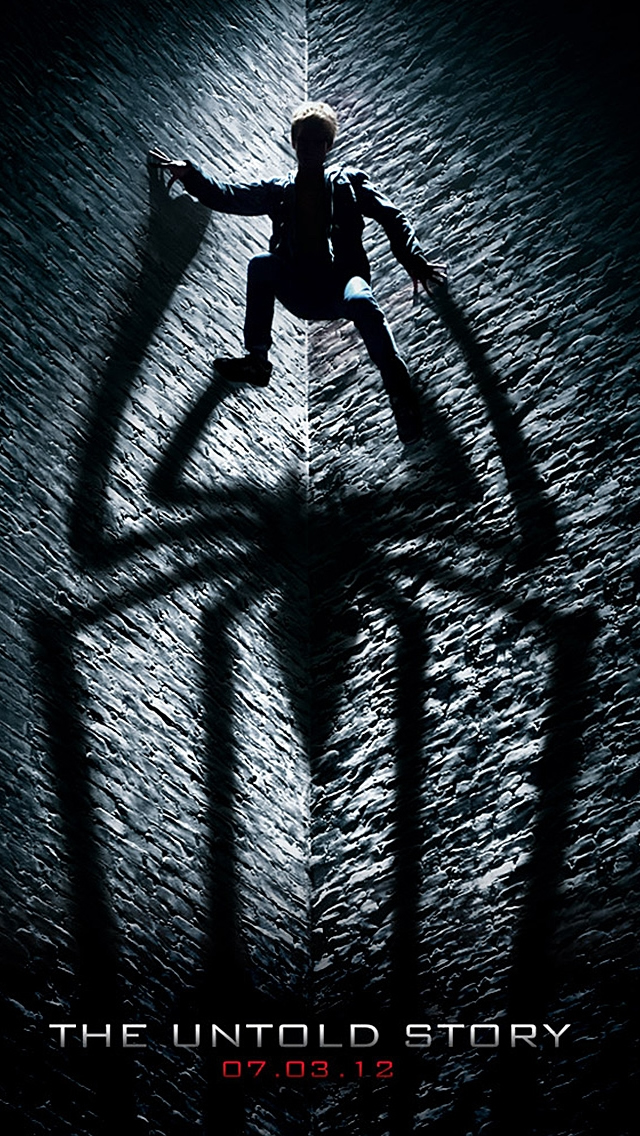 Amazing Spider Man 4 IPhone 5s Wallpaper Download Wallpapers 640x1136