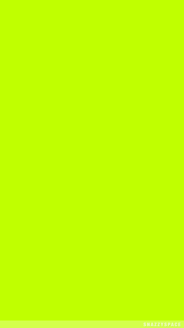 Installing this Neon Green iPhone Wallpaper is very easy Just click 640x1136