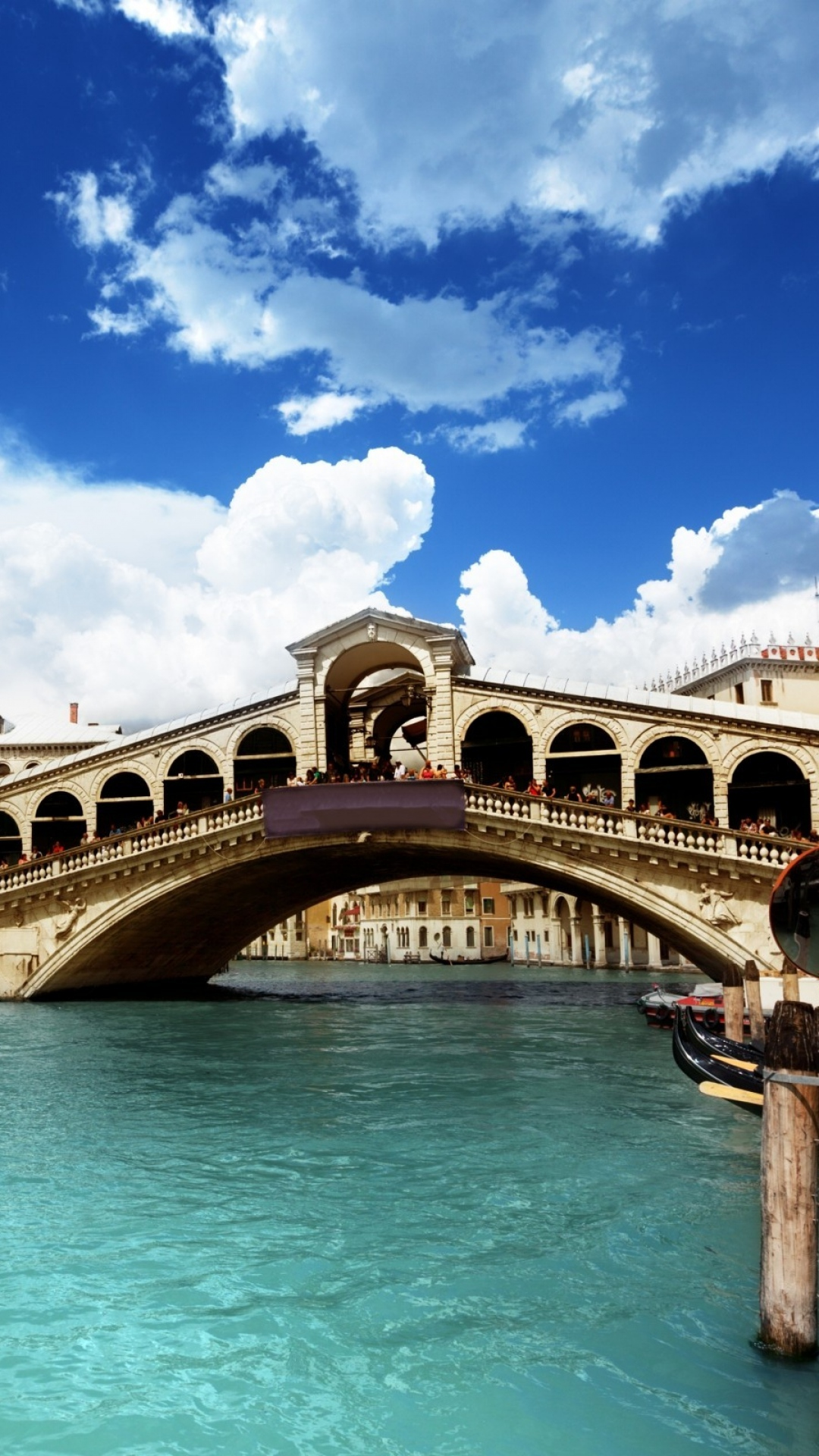 Venice river   Best htc one wallpapers and easy to download 1080x1920