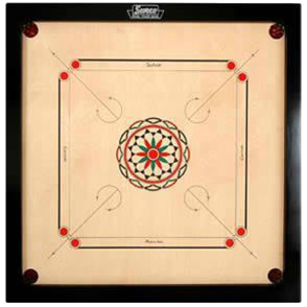 Carrom Board PNG Photo Background 1001x1001