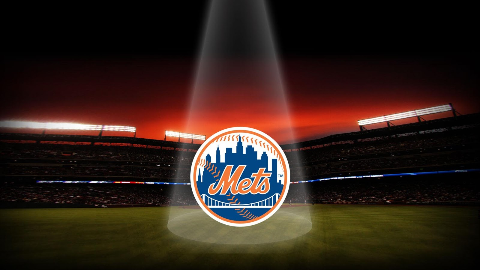 New York Mets Live Wallpaper 1600x900