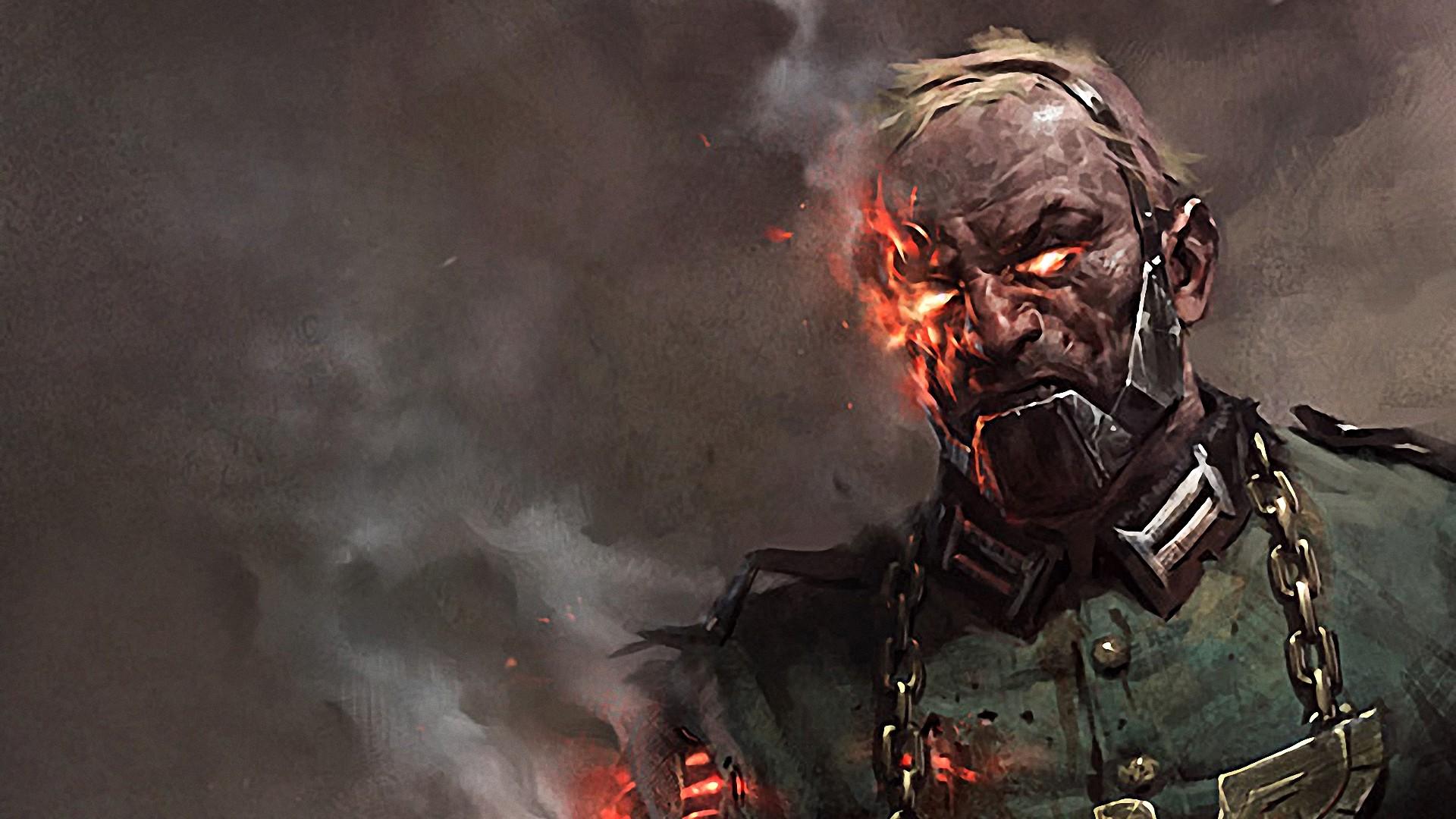 Zombies Nazi artwork wallpaper 1920x1080 192041 WallpaperUP 1920x1080