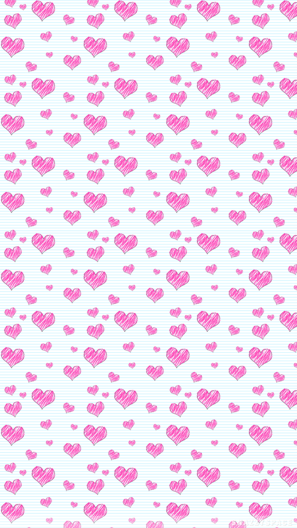 Cute Love Wallpaper For Iphone Cute Iphone Wallpaper 610x1082