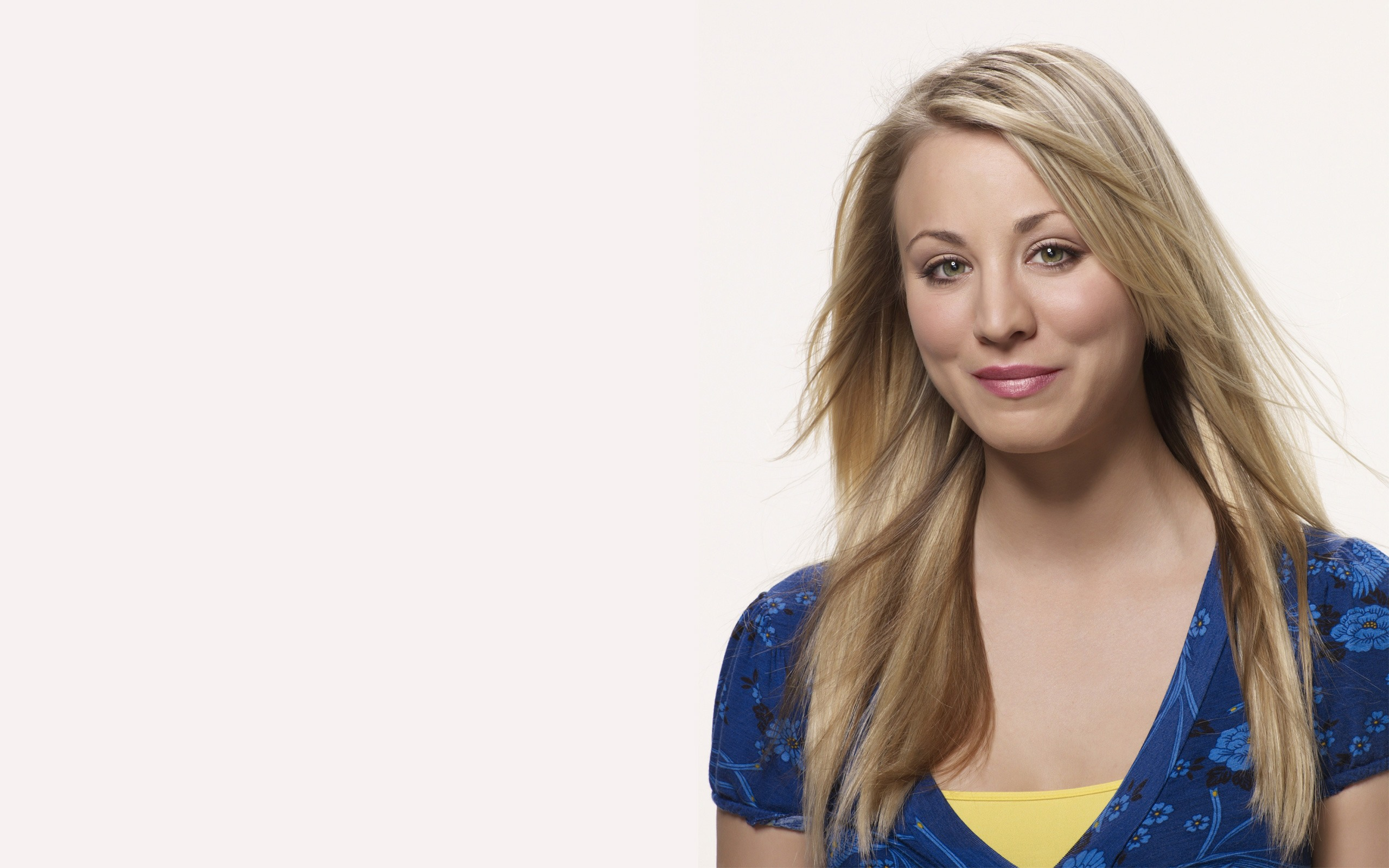 Kaley Cuoco Widescreen Wallpaper   LiLzeu   Tattoo DE 2560x1600
