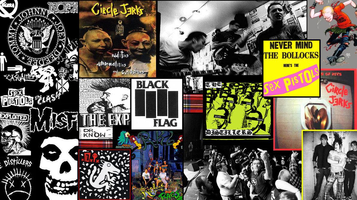 Punk Wallpaper WallpaperSafari